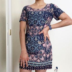 Hollister open back sheath dress